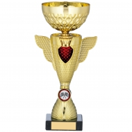 Gold Cup Trophy 10 inches 25.5cm : New 2020