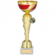Gold Cup Trophy 10.25 inches 26cm : New 2020