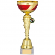 Gold Cup Trophy 11.25 inches 28.5cm : New 2020