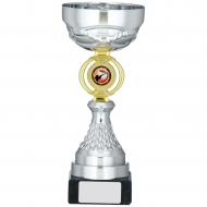 Silver Cup Trophy 9 inches 23cm : New 2020