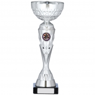 Silver Cup Trophy 10.75 inches 27cm : New 2020