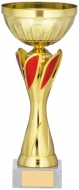 Gold And Red Cup Trophy 11 inches 28cm : New 2020
