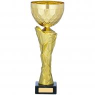 Gold Cup Trophy 12.5 inches 32cm : New 2020