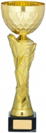 Gold Cup Trophy 13.5 inches 34.5cm : New 2020