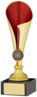 Gold Red Trophy 8.25 inches 21cm : New 2020