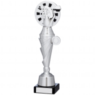 Silver Darts Trophy 11 inches 28cm : New 2020