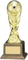 Football Boot Ball Trophy 19cm : New 2019