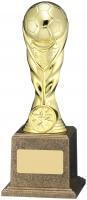Football Boot Ball Trophy 21cm : New 2019