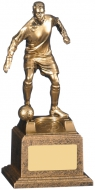 Male Football Trophy 19cm : New 2019