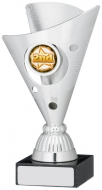 Silver Trophy 15cm : New 2019