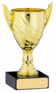 Gold Cup Trophy 13cm : New 2019