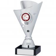 Silver Trophy 15cm : New 2019