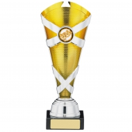 Criss Cross Trophy 8.5 inches 21.5cm : New 2020