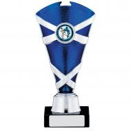 Criss Cross Trophy 6.75 inches 17cm : New 2020