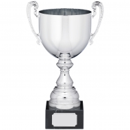 Silver Cup With Handles 33cm : New 2019