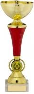 Gold Cup Red Stem Trophy Award
