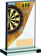 Darts Acrylic Award 5.25 inches 13cm : New 2020