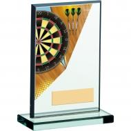 Darts Acrylic Award 6 inches 15cm : New 2020