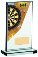 Darts Acrylic Award 6.75 inches 17cm : New 2020