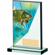 Fishing Acrylic Award 5.25 inches 13cm : New 2020