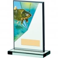Fishing Acrylic Award 6 inches 15cm : New 2020