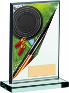 Clay Shooting Acrylic Glass 5.25 inches 13cm : New 2020