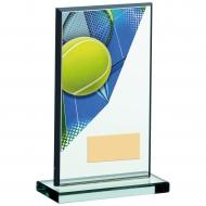 Tennis Acrylic Glass Award 6.75 inches 17cm : New 2020