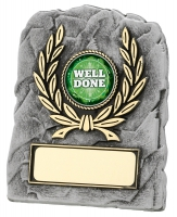 Plaque 3.75 inches Trophy Award