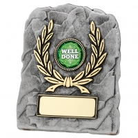 Plaque 4.5 inches Trophy Award