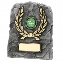 Plaque 5 inches Trophy Award