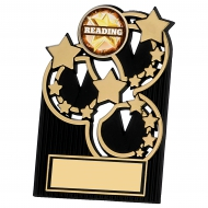Black And Gold Acrylic Plaque 4 inches 10cm : New 2020