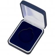 Blue Padded Medal Box 50mm : New 2020