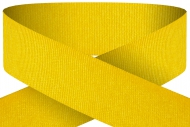 Yellow 22mm wide ribbon Trophy Award