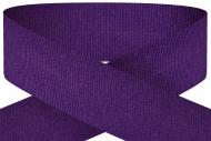 Purple 22mm wide ribbon Trophy Award