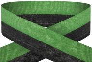 Green black 22mm wide ribbon Trophy Award