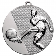 Football Medal 50mm : New 2019