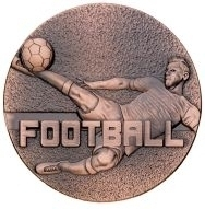 Football Male Medal Trophy Award