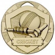 Cricket Mini Shield Medal Trophy Award