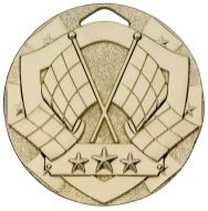 Flags Mini Shield Medal Trophy Award
