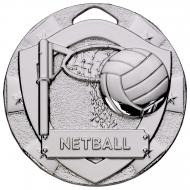 Netball Mini Shield Medal Trophy Award