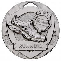 Running Mini Shield Medal Trophy Award