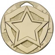 Star Mini Shield Medal Trophy Award