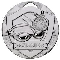 Swimming Mini Shield Medal Trophy Award
