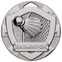 Badminton Mini Shield Medal Trophy Award