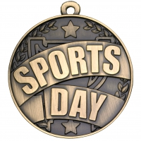 Sports Day Medal Trophy Award