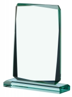 Block 7.75 inches Trophy Corporate Award