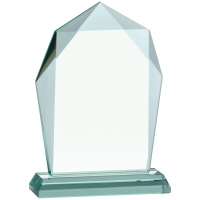 Jade Glass Award 7.75 inches 20cm : New 2020
