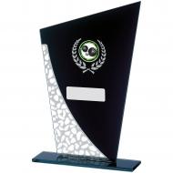 Black Mirror Glass Award 18.5cm : New 2019