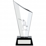 Lunar Shard Football Trophy Award