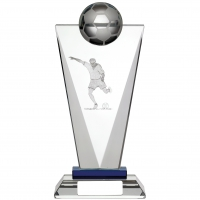 Pinnacle Football Trophy Award